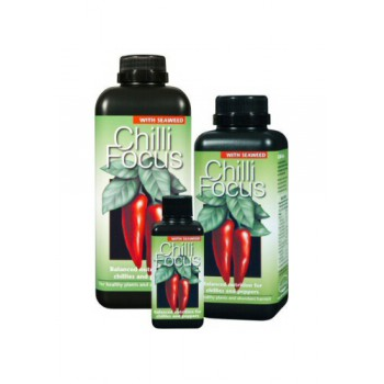 Pepervoeding - Chili focus 1 liter
