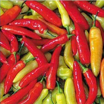 Hot pepper Aji Crystal