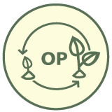 OP seeds are true seeds of plants that are self-pollinating or are pollinated by plants of the same type. This results in plants that are practically the same as the parent plants.